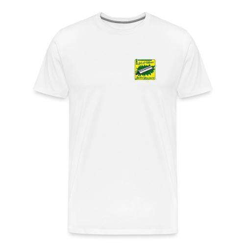 Smoke Marijuana - Men's Premium T-Shirt