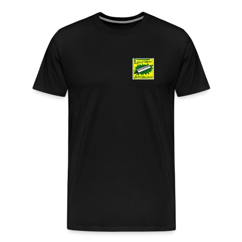 Smoke Marijuana - Men's Premium T-Shirt