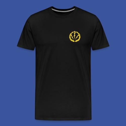 RLC Logo - Premium-T-shirt herr