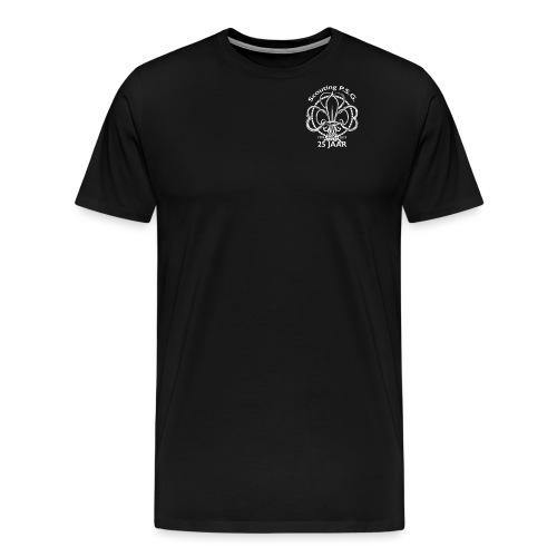 Digitale-proef-logo - Mannen Premium T-shirt