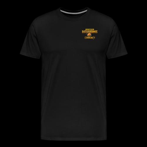 PUBG Community - Men's Premium T-Shirt