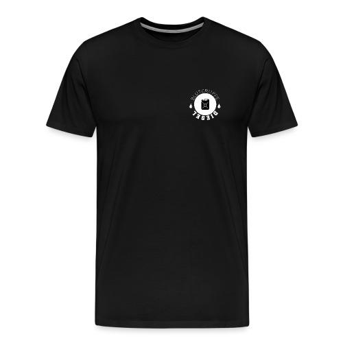 Blutgruppe Diesel - Männer Premium T-Shirt