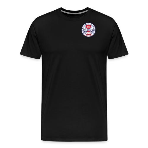 Logo png - Premium T-skjorte for menn