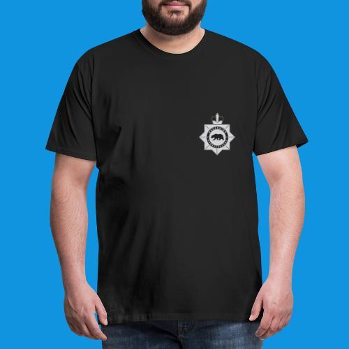 Bearshire Constabulary - Men's Premium T-Shirt