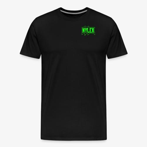 Team Nylex Logo - Männer Premium T-Shirt
