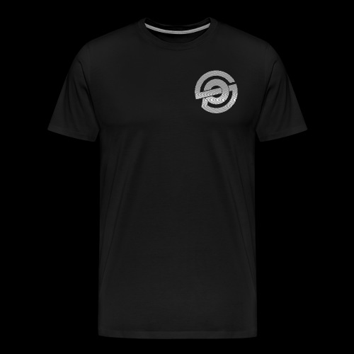 Spinplex Fingerprint - Männer Premium T-Shirt