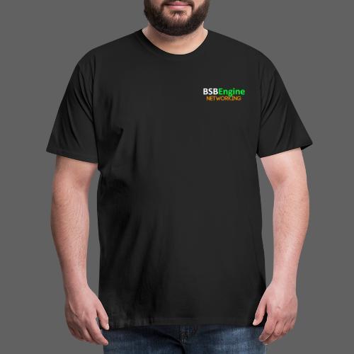 BSBEngine Networking 2019 - Männer Premium T-Shirt