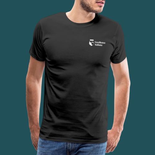 Logo Eccellenza Italiana - Maglietta Premium da uomo