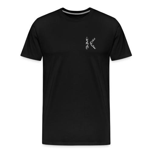 Bubble K - Men's Premium T-Shirt
