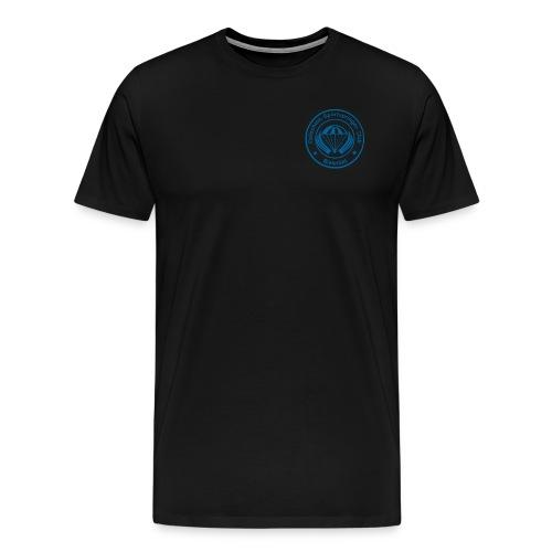 FSC Logo v3 Fotor png - Männer Premium T-Shirt