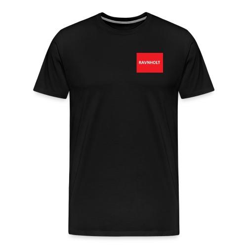 Ravnholt - Herre premium T-shirt
