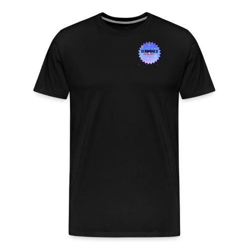 verdainex ft scolding tooth logo - Men's Premium T-Shirt
