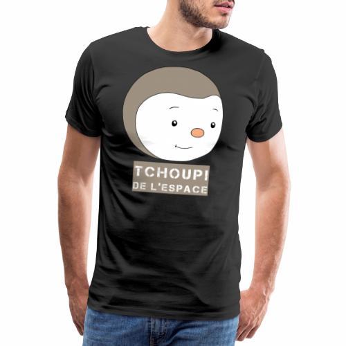 Tchoupi de l'Espace ! - T-shirt Premium Homme