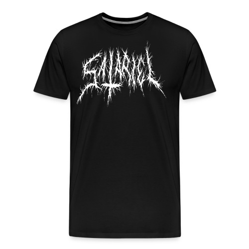 Retrologo - Premium-T-shirt herr