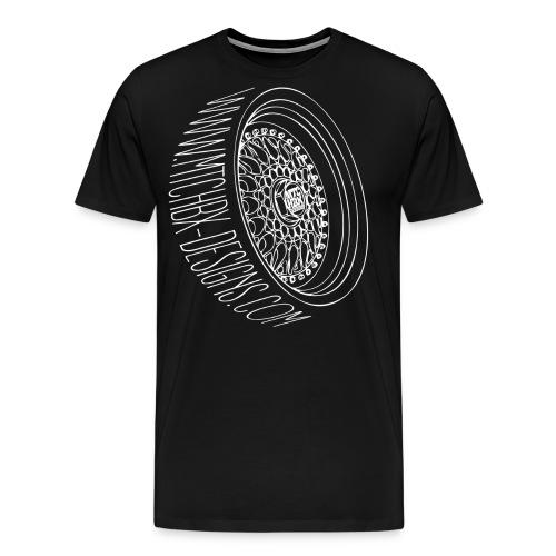 fckn 3 - Männer Premium T-Shirt