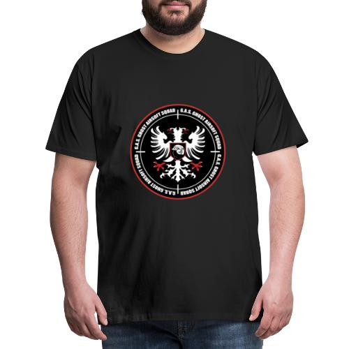 G.A.S logo PNG - T-shirt Premium Homme