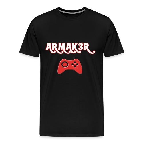 ARMAK3R - Maglietta Premium da uomo