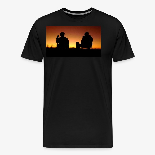 Walter and Jesse - Männer Premium T-Shirt