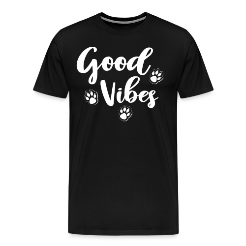 Good Vibes - Men's Premium T-Shirt