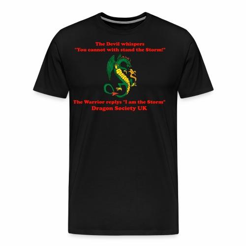 Devil whispers - Men's Premium T-Shirt