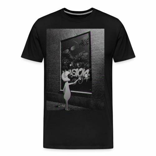 Illegal alien - Men's Premium T-Shirt
