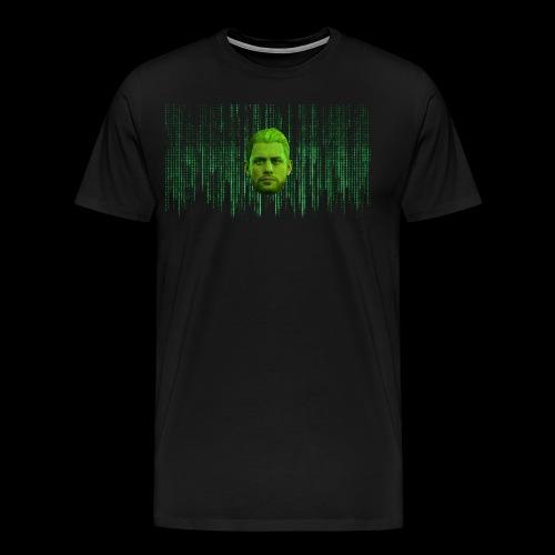The Freak Logo - Herre premium T-shirt