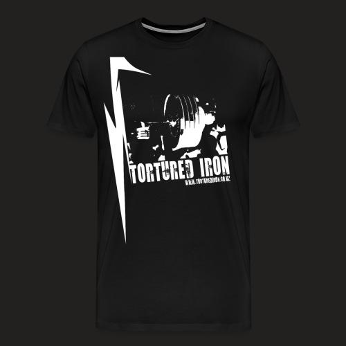 new logo123456 png - Men's Premium T-Shirt