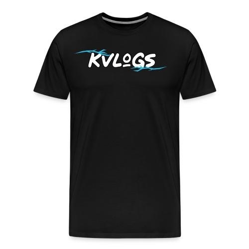 K Vlogs - Mannen Premium T-shirt