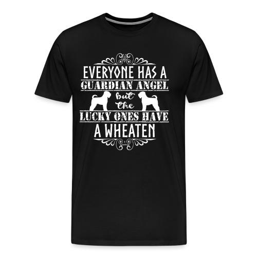 wheatenangels3 - Men's Premium T-Shirt