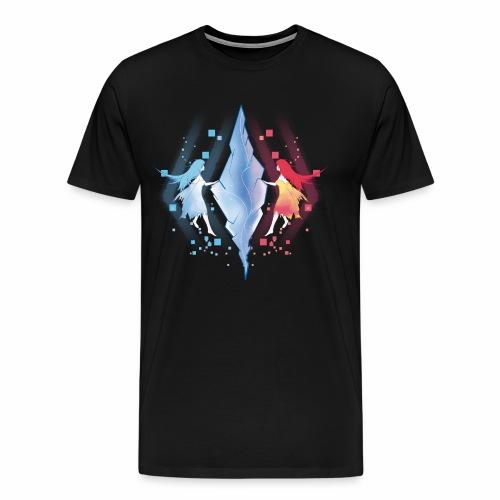 Fairy Flare - Camiseta premium hombre