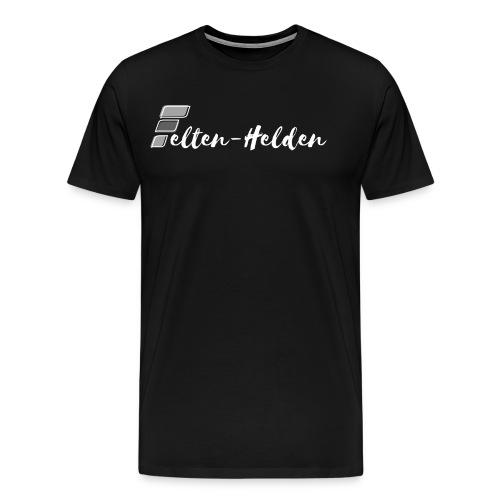 Felten Helden weiss - Männer Premium T-Shirt