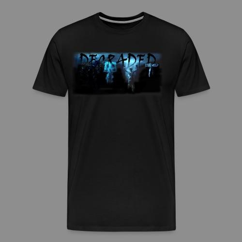 Degraded drowning - Premium-T-shirt herr