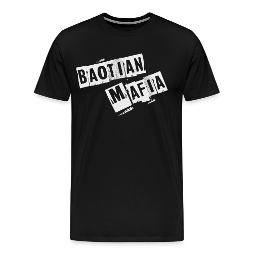 Baotian Mafia - Miesten premium t-paita
