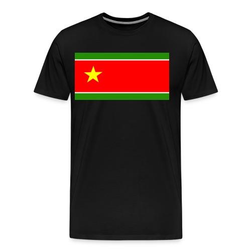 drapeau guadeloupe - T-shirt Premium Homme