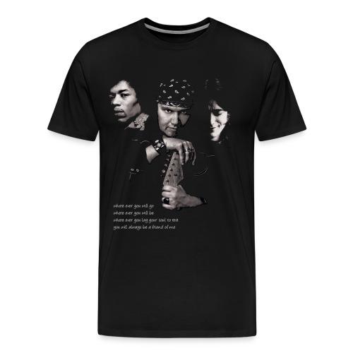 JohanTribute - Mannen Premium T-shirt