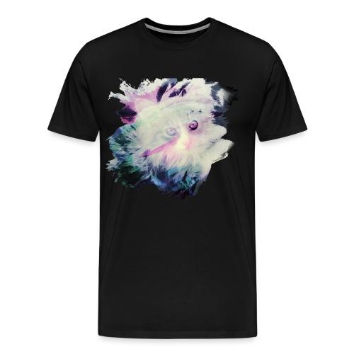 Cat spirit - T-shirt Premium Homme