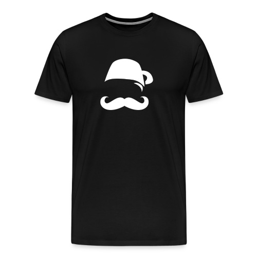 a png - Premium-T-shirt herr
