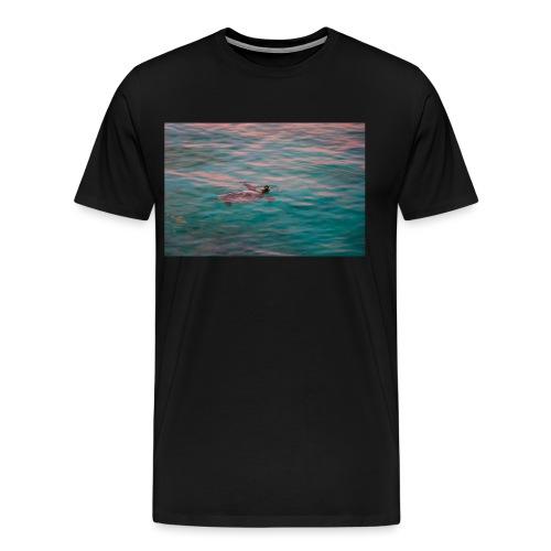 Tortue sauvage - T-shirt Premium Homme