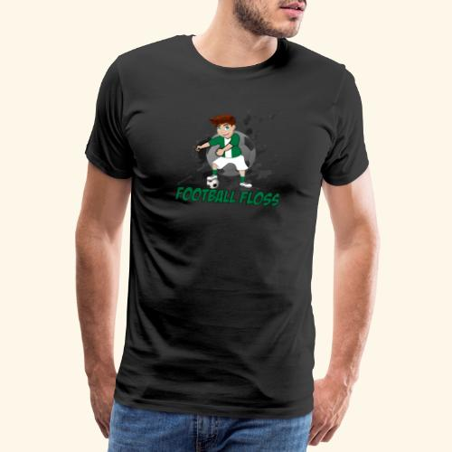 Hibees Football Floss - Men's Premium T-Shirt