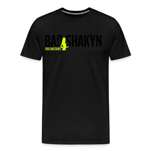 shirt skabastard badshakyn ws 1 - Männer Premium T-Shirt