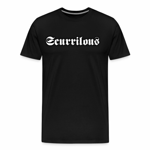 Scurrilous Season 2 - Men's Premium T-Shirt