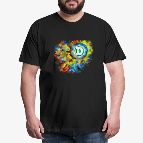 Mystik Drimse - Premium-T-shirt herr