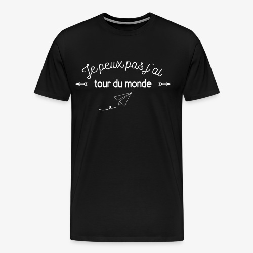 TOUR - T-shirt Premium Homme