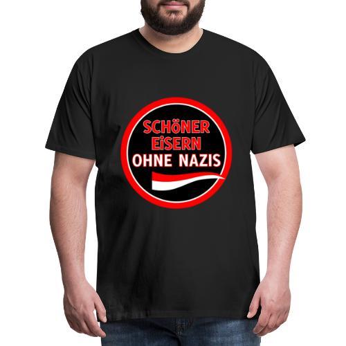 scho nereisern rotschwarz - Männer Premium T-Shirt