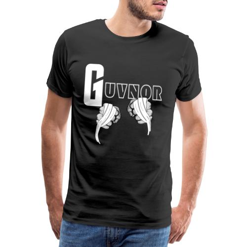 The Guvnor - Men's Premium T-Shirt