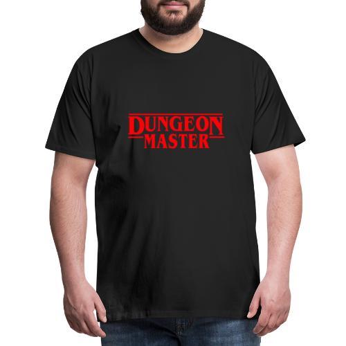 Donjon Master - D & D Donjons et dragons dnd - T-shirt Premium Homme