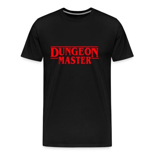 Dungeon Master - D & D Dungeonit ja lohikäärmeet dnd - Miesten premium t-paita