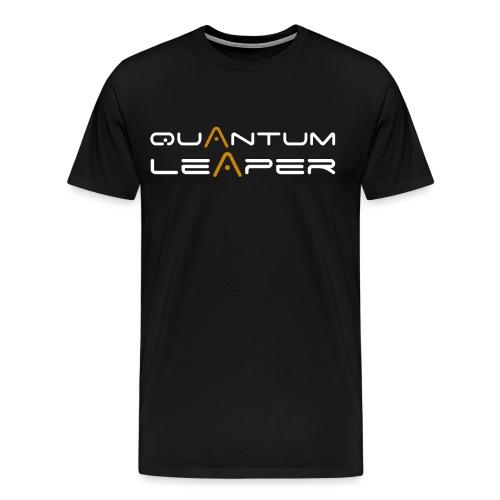 Quantum Leaper White - Men's Premium T-Shirt