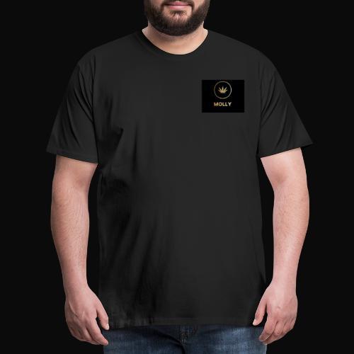 MOLLY - Herre premium T-shirt