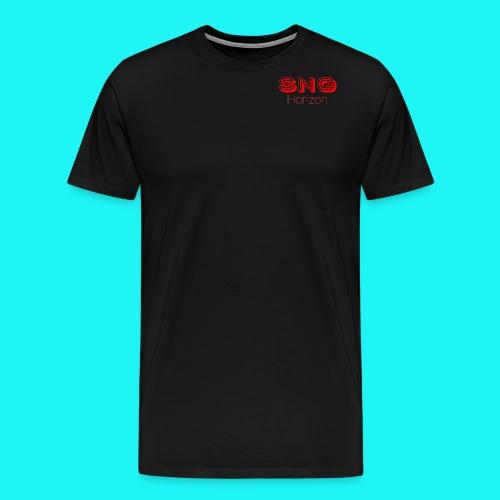 SnG Horizon Logo - Men's Premium T-Shirt